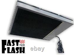 18x18 INFRARED FAST FLASH FSX18 Silk Screen Printing Cure Dryer PANEL ONLY